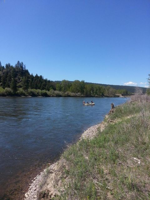 Land for Sale at 23595 Mullan Road 23595 Mullan Road Frenchtown, Montana 59834 United States
