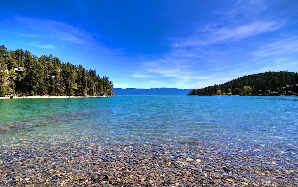 Land for Sale at 359 Hughes Bay Road Lakeside, Montana 59922 United States