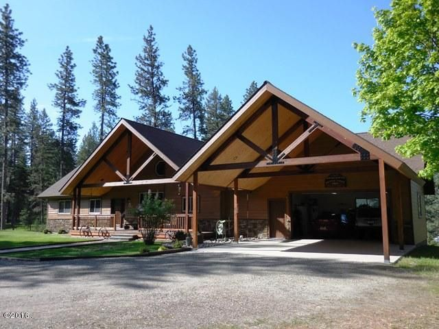 Single Family Home for Sale at 2707 Kootenai River Road Libby, Montana 59923 United States