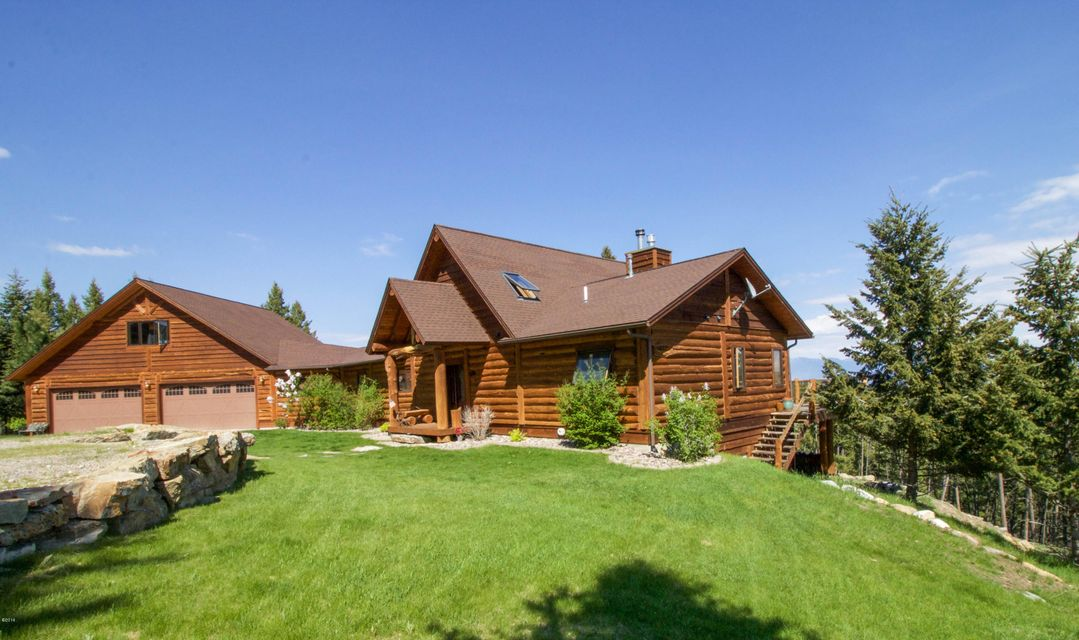 Single Family Home for Sale at 61 Spring Mountain Drive 61 Spring Mountain Drive Kalispell, Montana 59901 United States