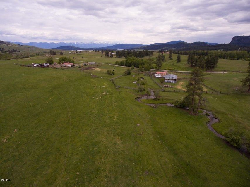 Single Family Home for Sale at 45746 Big Meadows Road 45746 Big Meadows Road Proctor, Montana 59929 United States