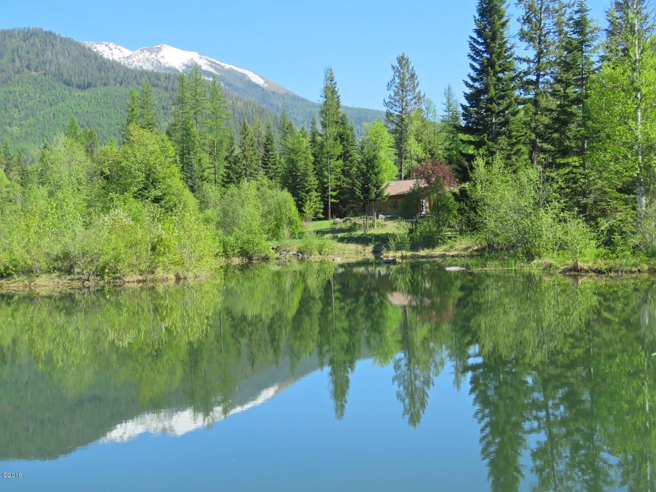 Single Family Home for Sale at 450 Landmark Lane Bigfork, Montana 59911 United States