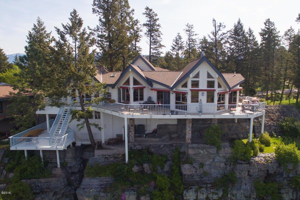 Single Family Home for Sale at 160 Bjork Drive Bigfork, Montana 59911 United States
