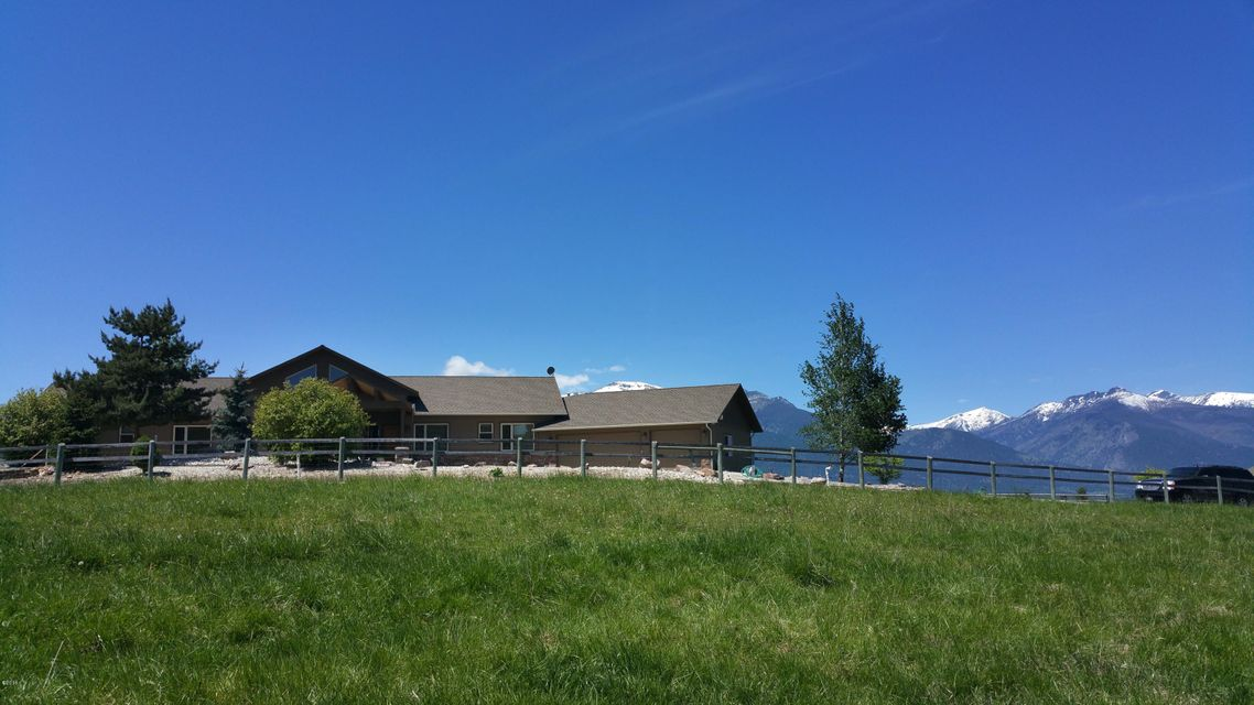 Single Family Home for Sale at 381 Pine Hollow Road Stevensville, Montana 59870 United States