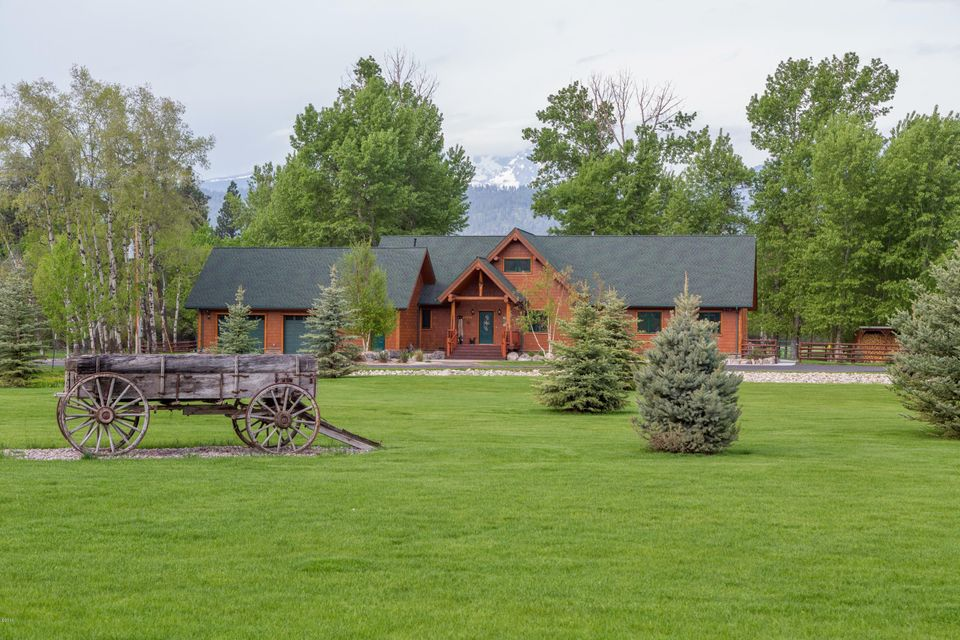 Single Family Home for Sale at 4505 Us-93 South Darby, Montana 59829 United States