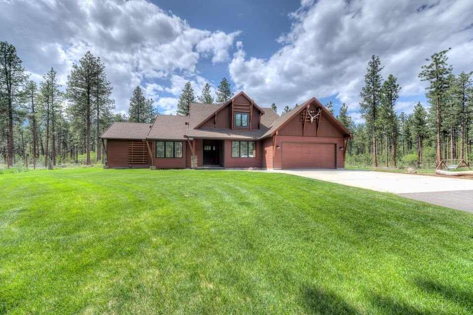 Single Family Home for Sale at 4059 Wakantanka Way Stevensville, Montana 59870 United States