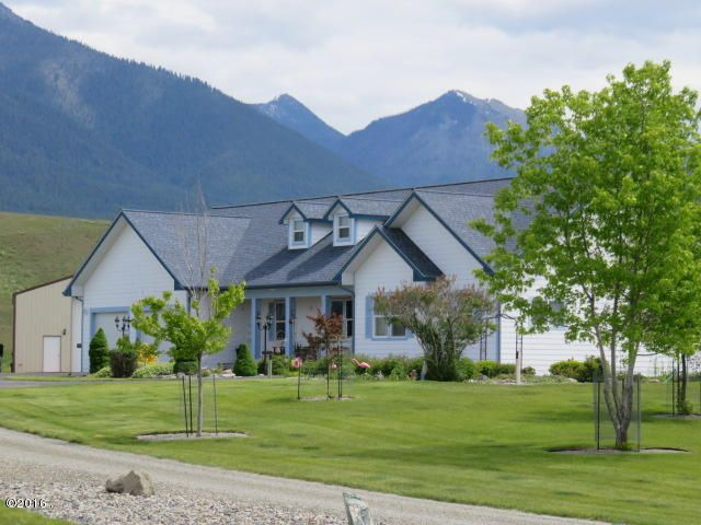Single Family Home for Sale at 316 Spring Lane Eureka, Montana 59917 United States