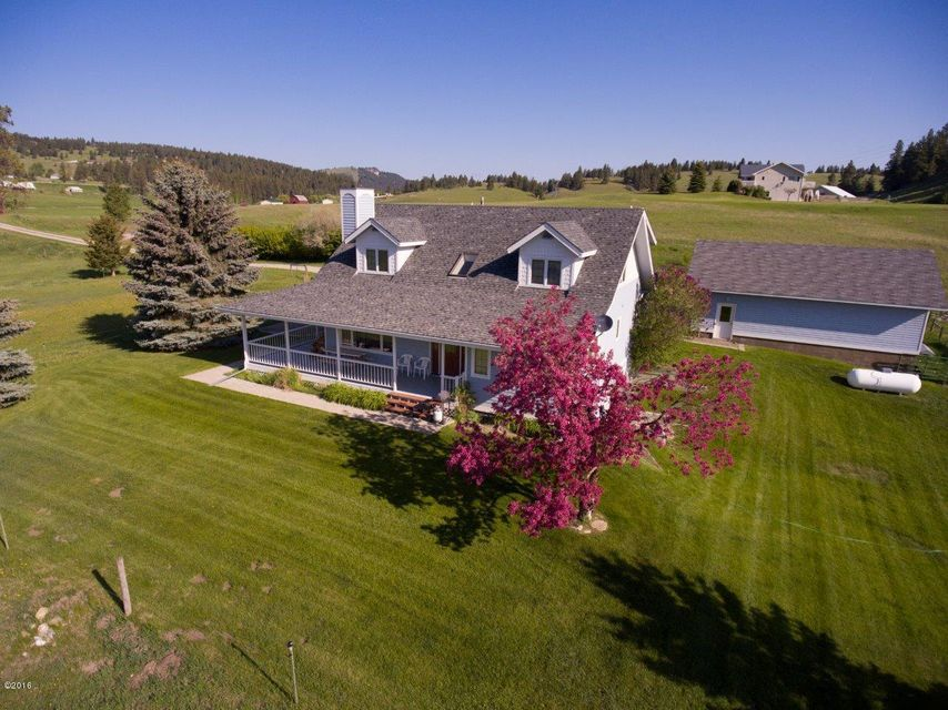 Single Family Home for Sale at 138 Shelter View Kalispell, Montana 59901 United States