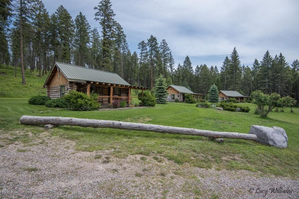 Single Family Home for Sale at 1165 Bigfork Stage Road Bigfork, Montana 59911 United States