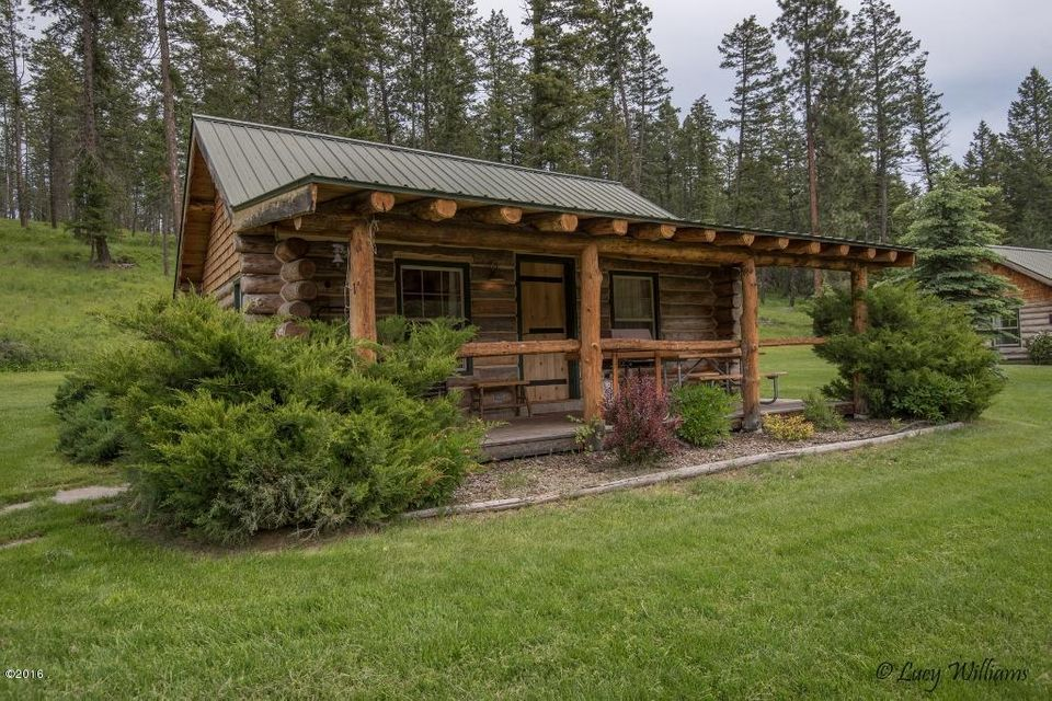 Home For Sale At 1165 Bigfork Stage Road In Bigfork
