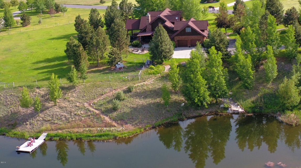 Single Family Home for Sale at 533 Arrow Hill Drive Hamilton, Montana 59840 United States