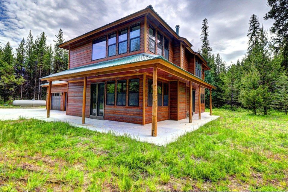Single Family Home for Sale at 645 Brookie Way Libby, Montana 59923 United States