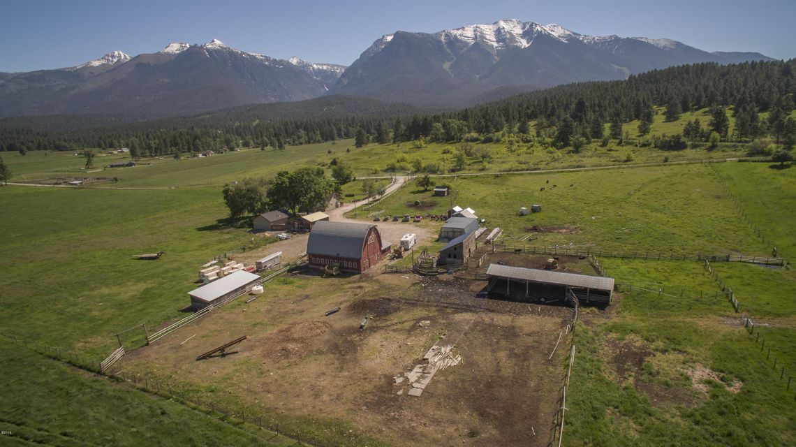 Single Family Home for Sale at 63049 Foothill Road St. Ignatius, Montana 59865 United States