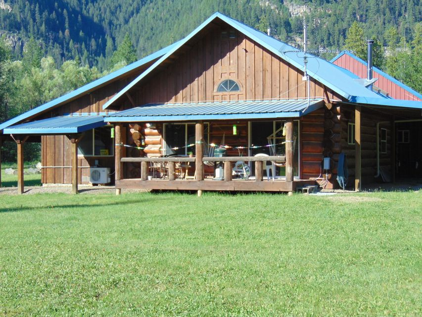 Single Family Home for Sale at 1209 Mt Highway 200 Noxon, Montana 59853 United States