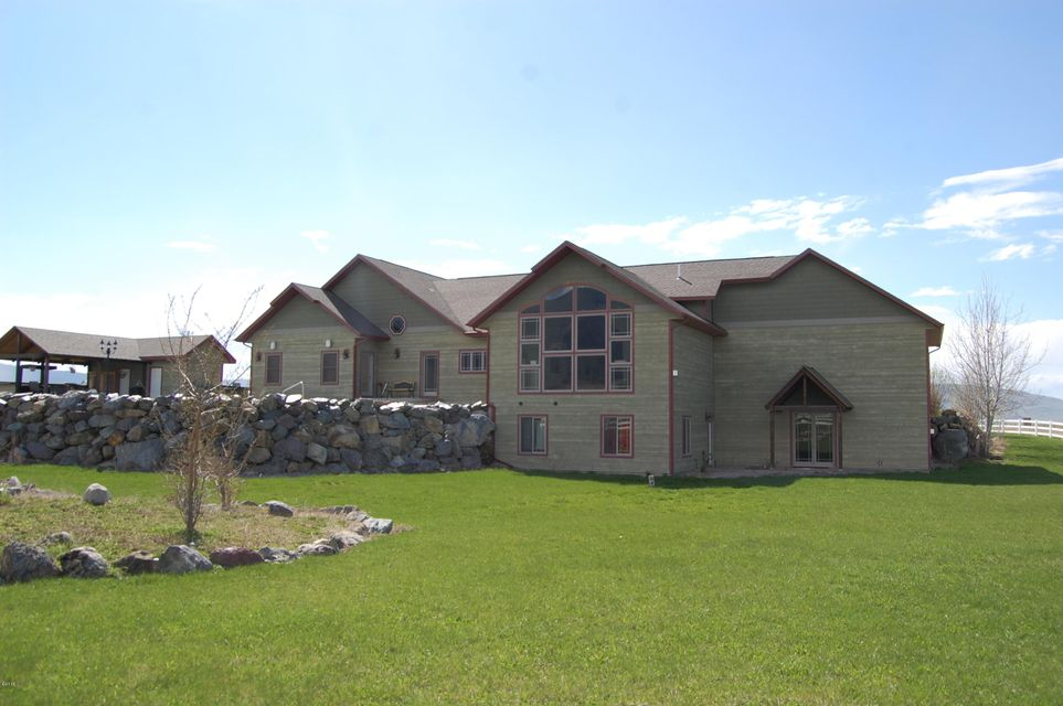 Single Family Home for Sale at 59324 Hillside Road St. Ignatius, Montana 59865 United States