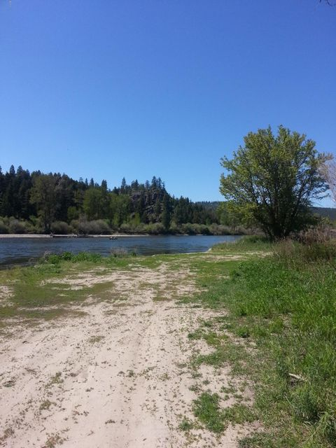 Single Family Home for Sale at 23595 East Mullan Road Frenchtown, Montana 59834 United States
