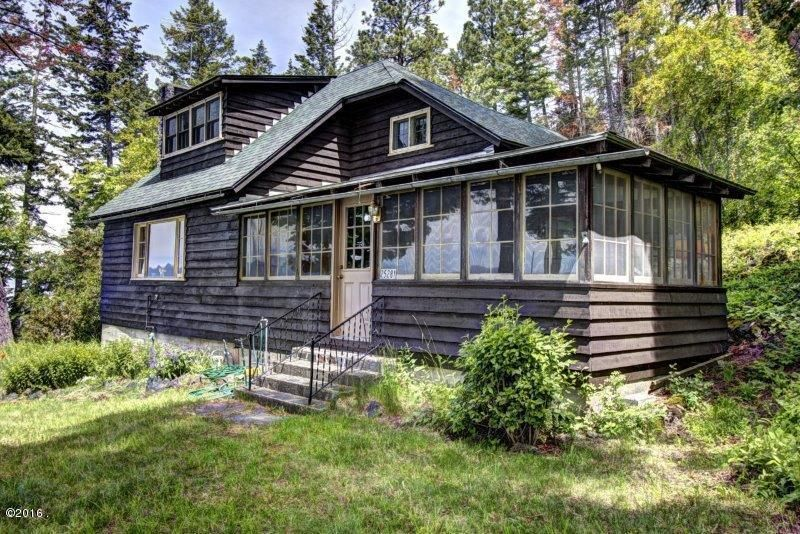 Single Family Home for Sale at 25281 Mt Highway 35 Polson, Montana 59860 United States