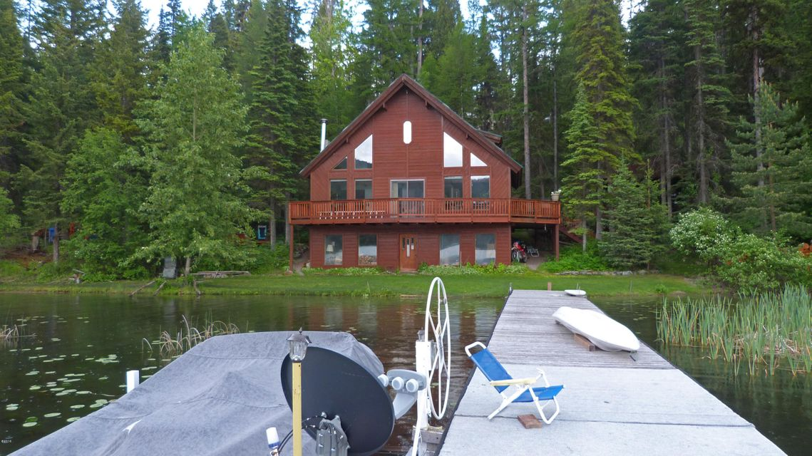 Single Family Home for Sale at 3185 Ashley Lake Road Kalispell, Montana 59901 United States