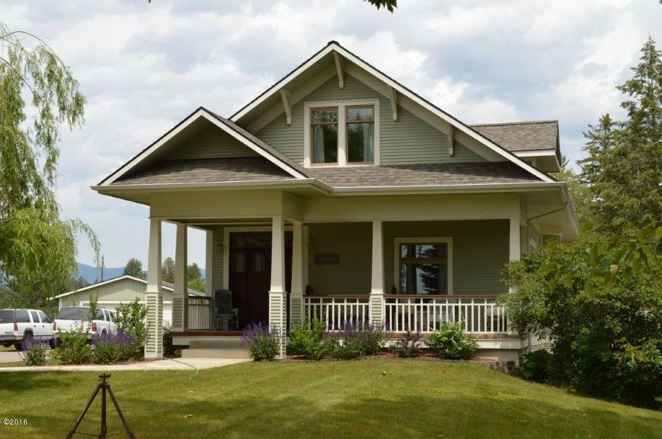 Single Family Home for Sale at 249 Tetrault Road Kalispell, Montana 59901 United States