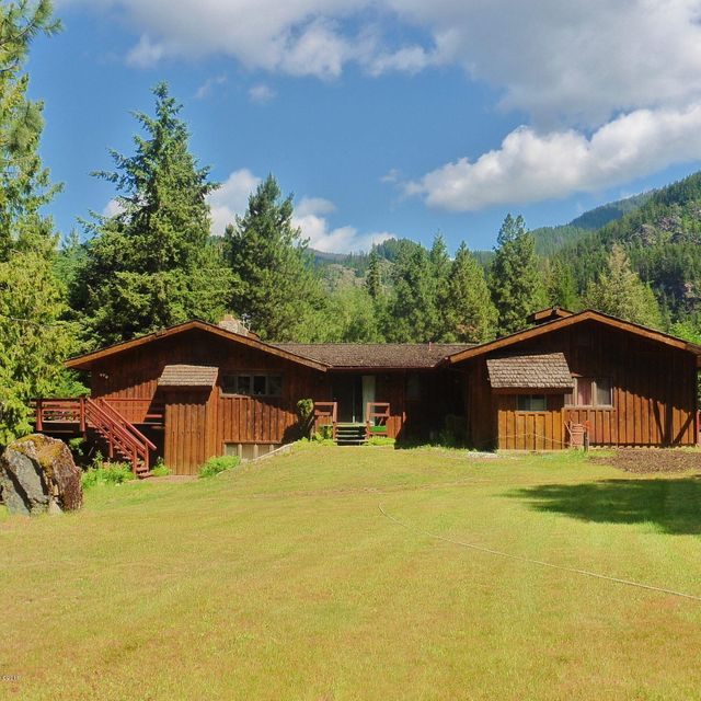 Single Family Home for Sale at 8 Lotawater Lane Noxon, Montana 59853 United States