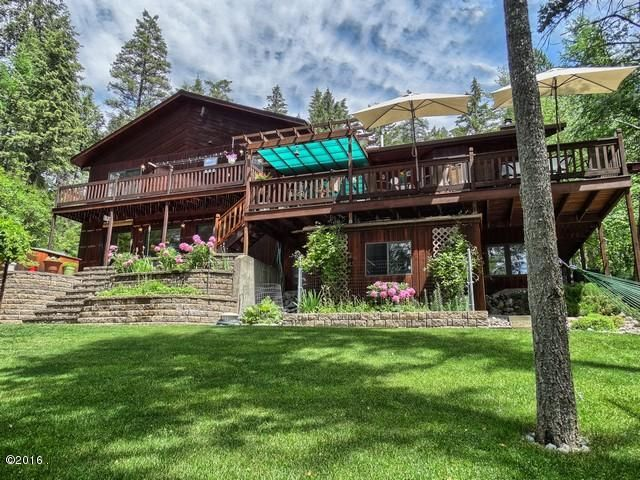 Single Family Home for Sale at 332 Blanchard Hollow Road Whitefish, Montana 59937 United States