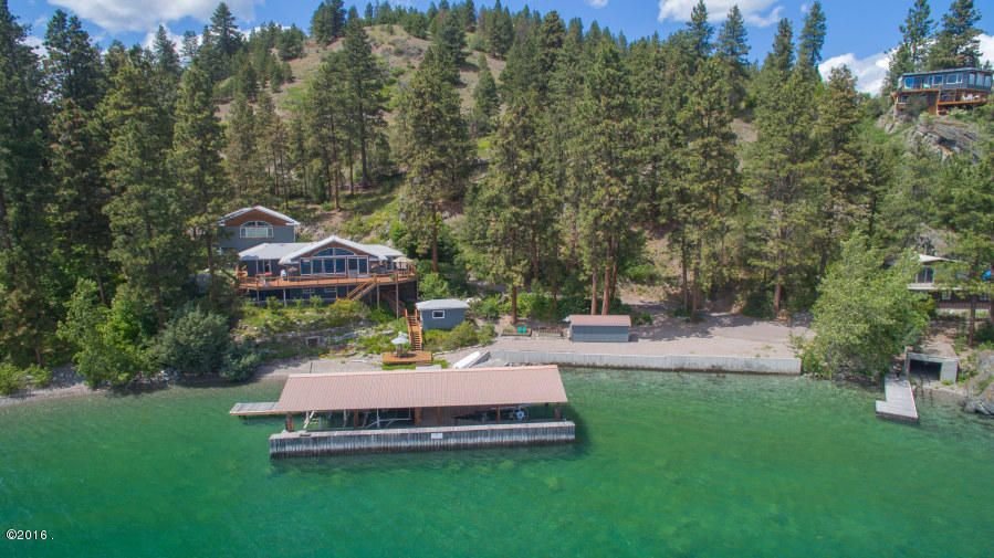 Single Family Home for Sale at 40967 Mello Cove Spur 40967 Mello Cove Spur Dayton, Montana 59914 United States