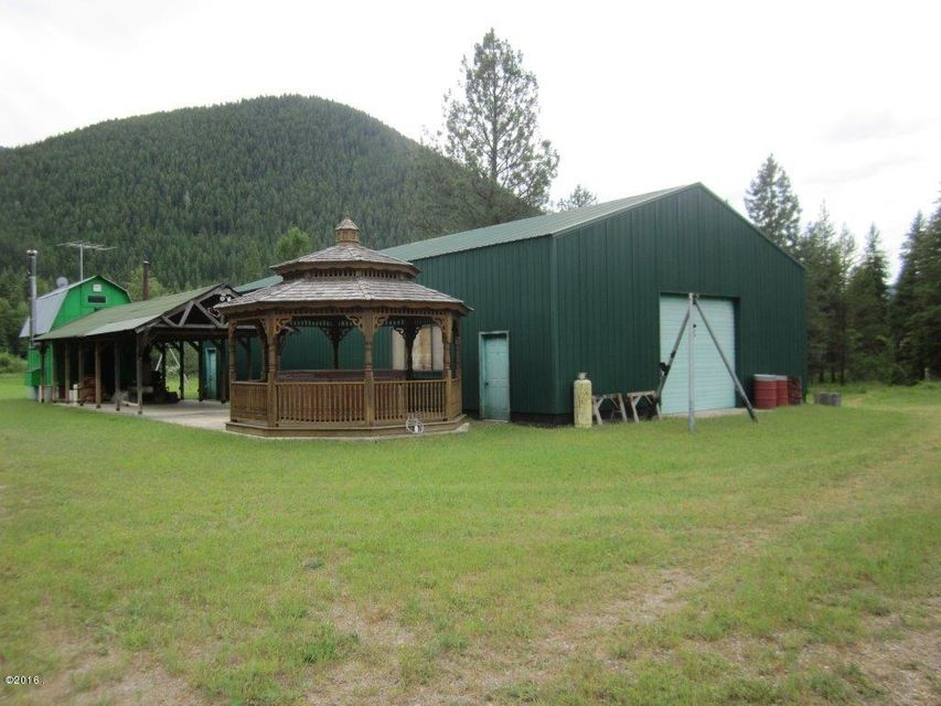 Single Family Home for Sale at Tbd Eastside Road Troy, Montana 59935 United States
