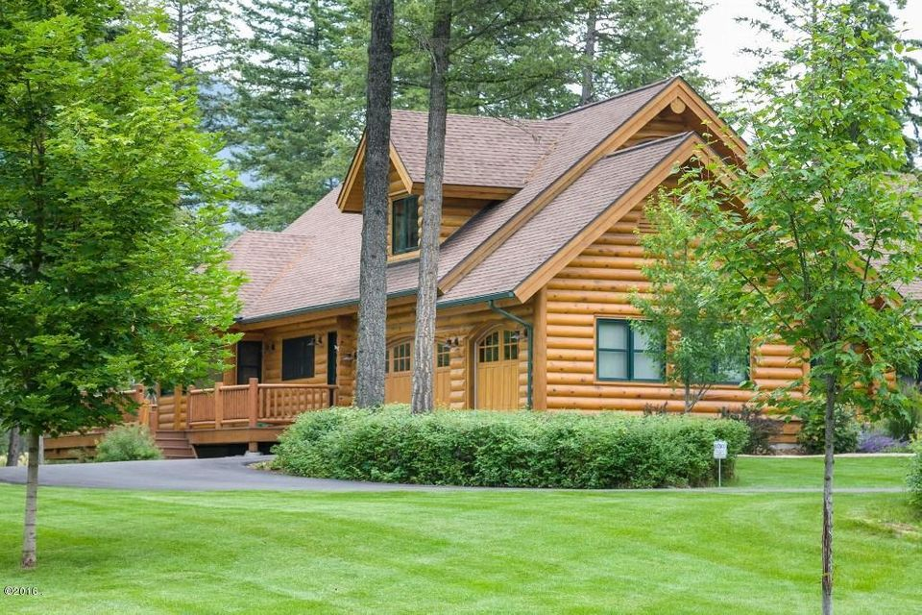 Single Family Home for Sale at 20 Wood Ridge Drive Columbia Falls, Montana 59912 United States