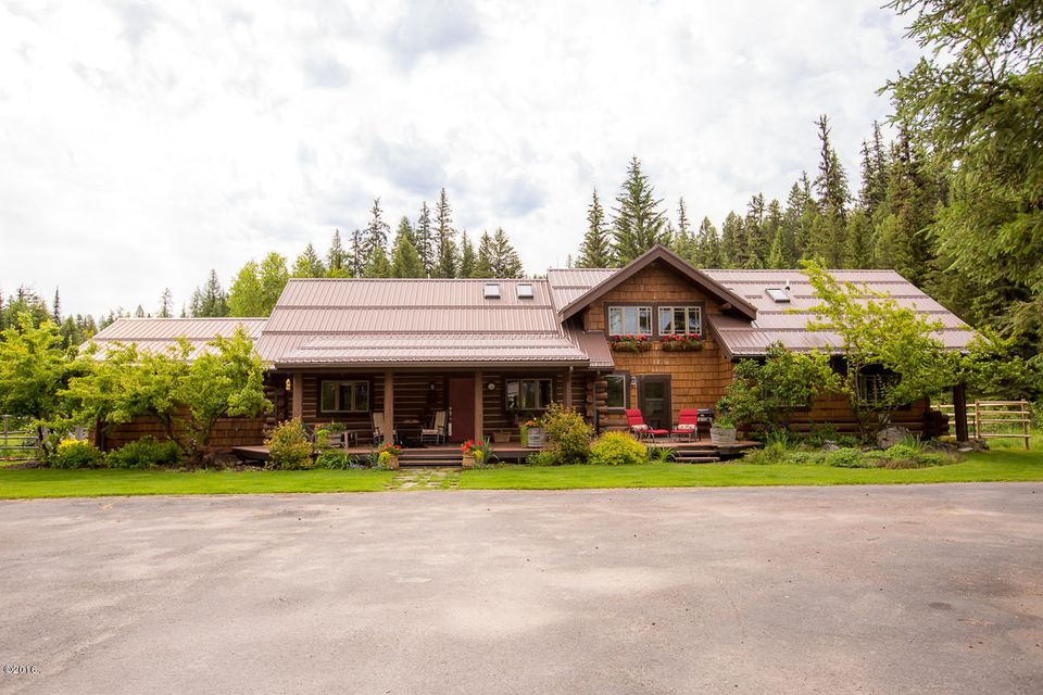 Additional photo for property listing at 800 Old Fort Steele Trail  Olney, Montana 59927 United States