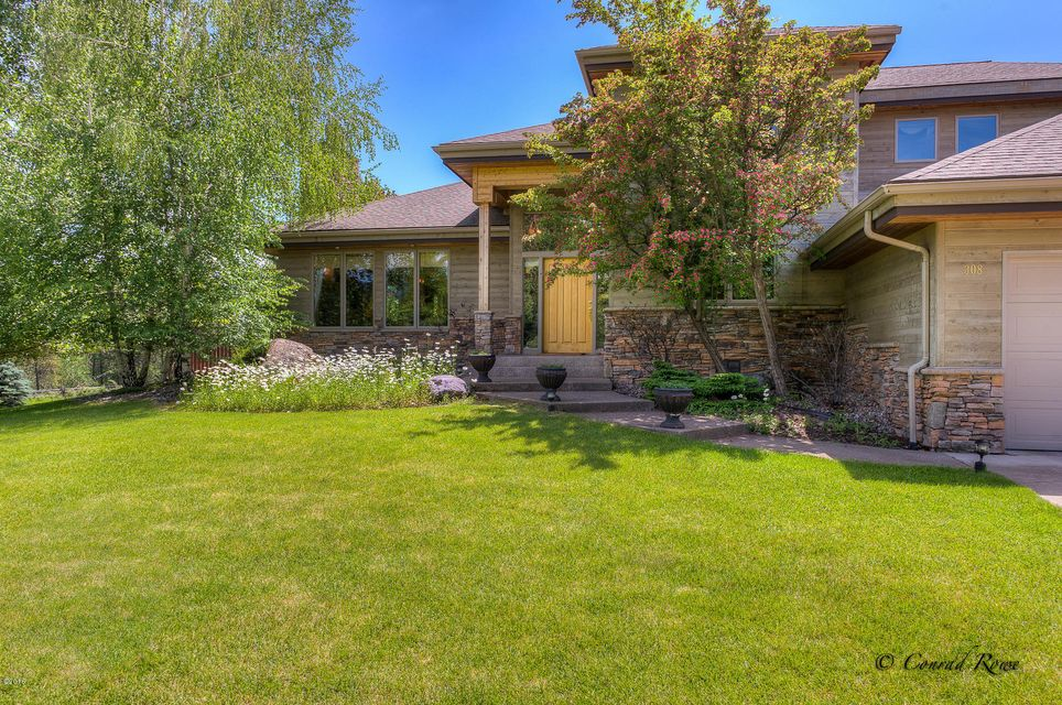 Single Family Home for Sale at 308 Fairway Drive Whitefish, Montana 59937 United States