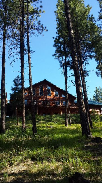 Single Family Home for Sale at 255 Hunters Ridge Trail Alberton, Montana 59820 United States