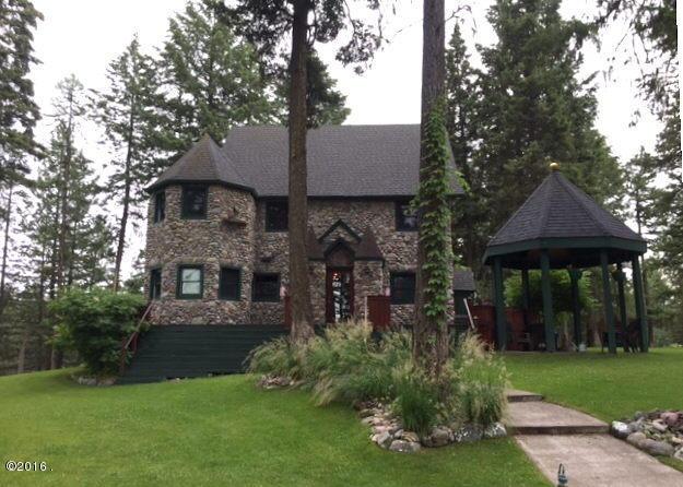 Single Family Home for Sale at 217 Parkwood Ridge Road Bigfork, Montana 59911 United States