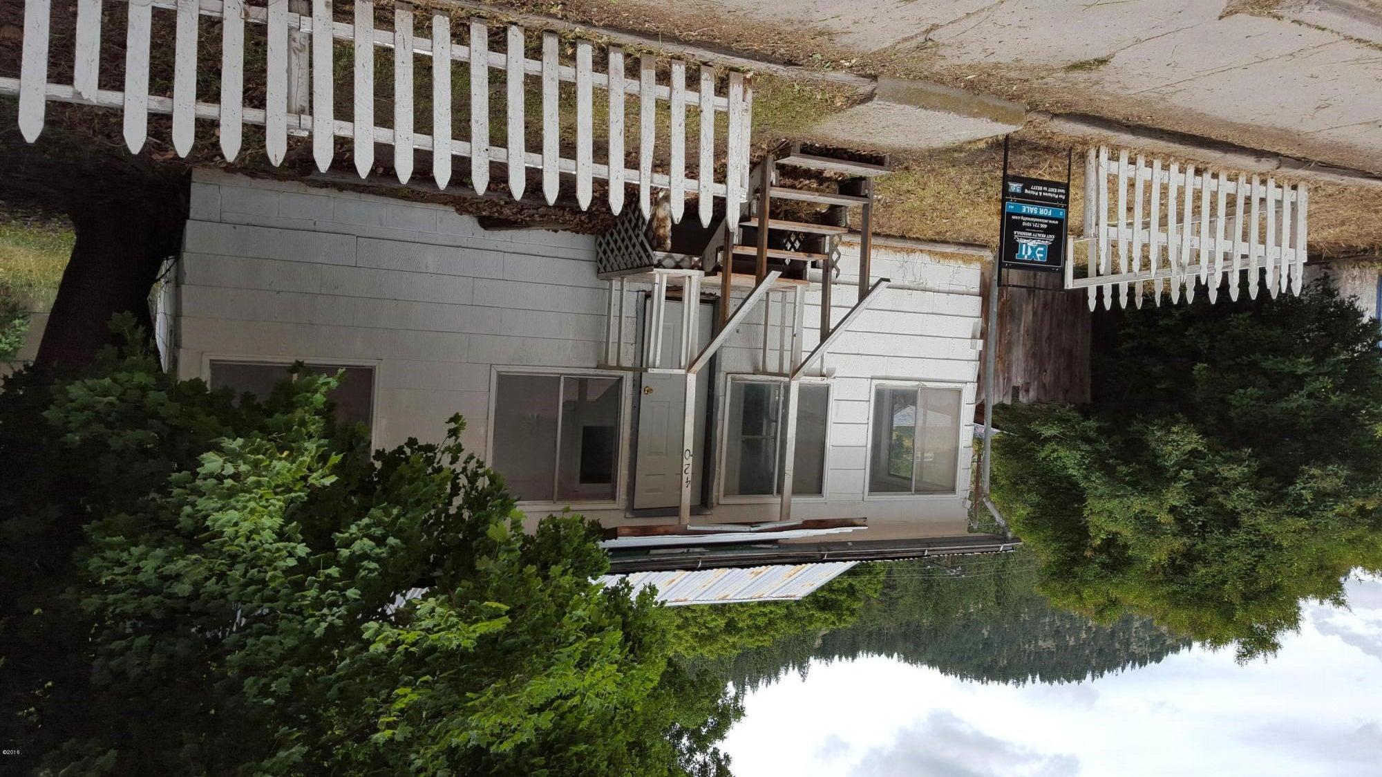 420 Railroad Avenue, Alberton, MT 59820