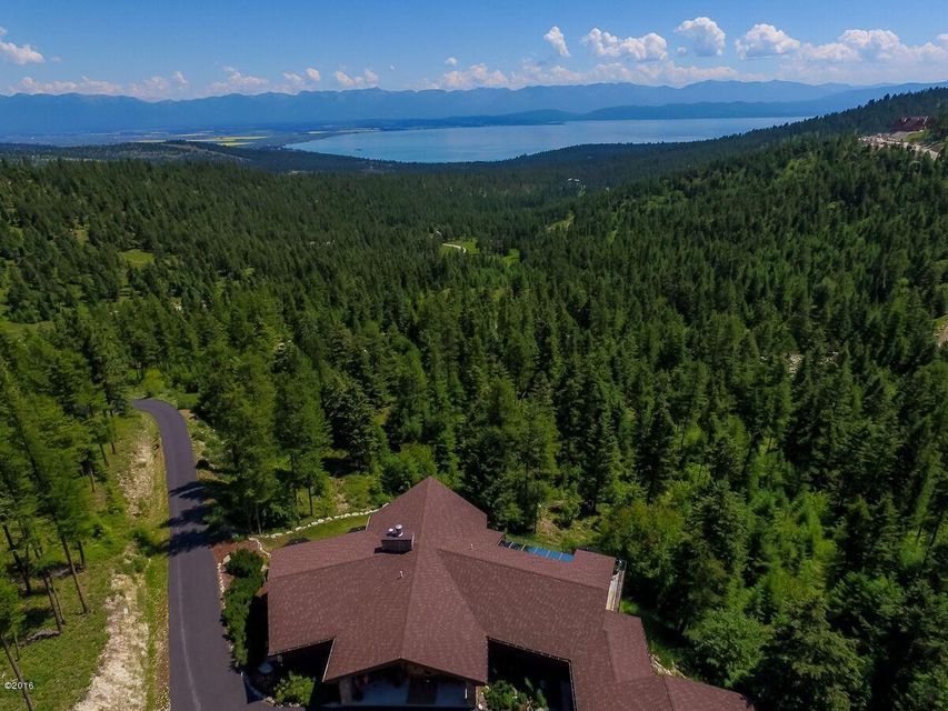 Single Family Home for Sale at 805 Cloud Creek Road 805 Cloud Creek Road Somers, Montana,59932 United States