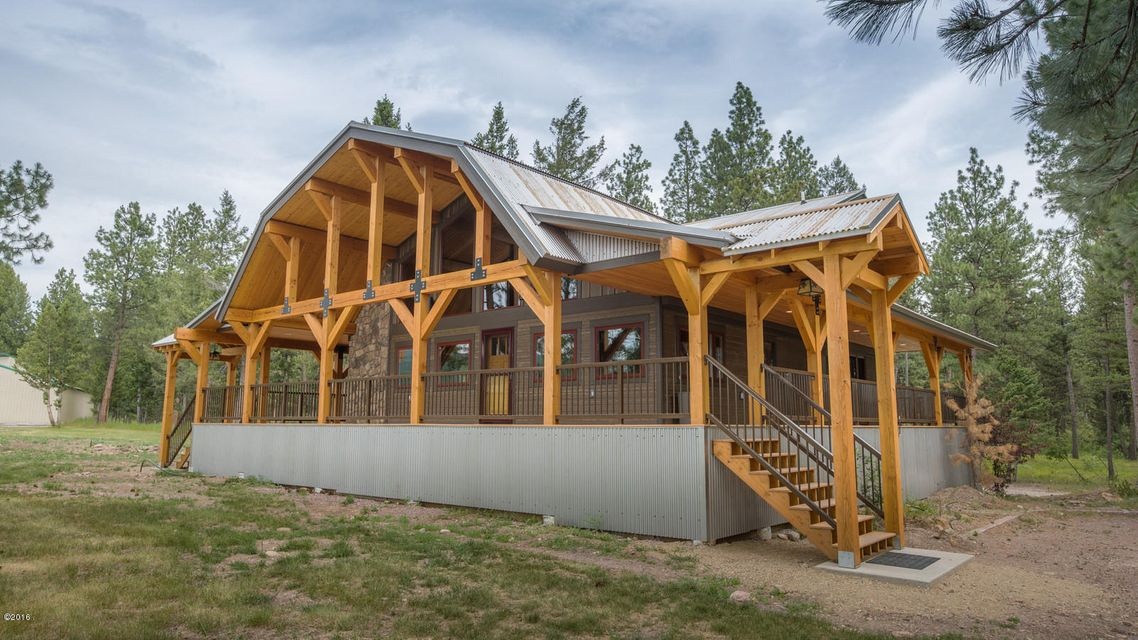 Additional photo for property listing at 2560 Horseshoe Hills Trails  Seeley Lake, Montana 59868 United States