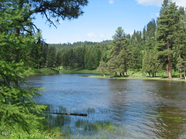 Land for Sale at 44458 Elbow Lake Road Seeley Lake, Montana 59868 United States