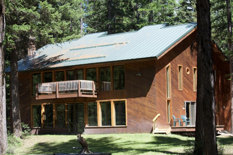 Single Family Home for Sale at 1318 Jim Creek Road Trego, Montana 59934 United States