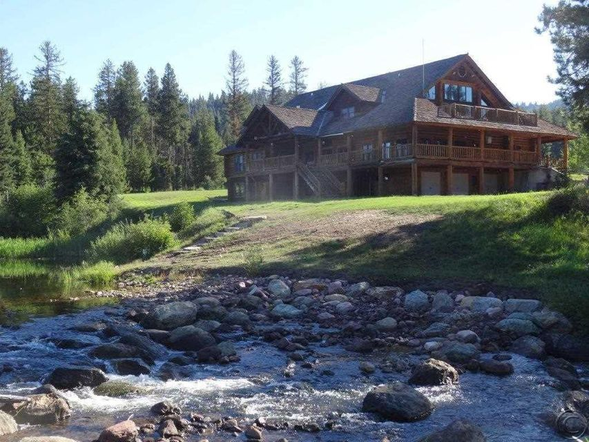 Single Family Home for Sale at 3877 Highway 83 Seeley Lake, Montana 59868 United States