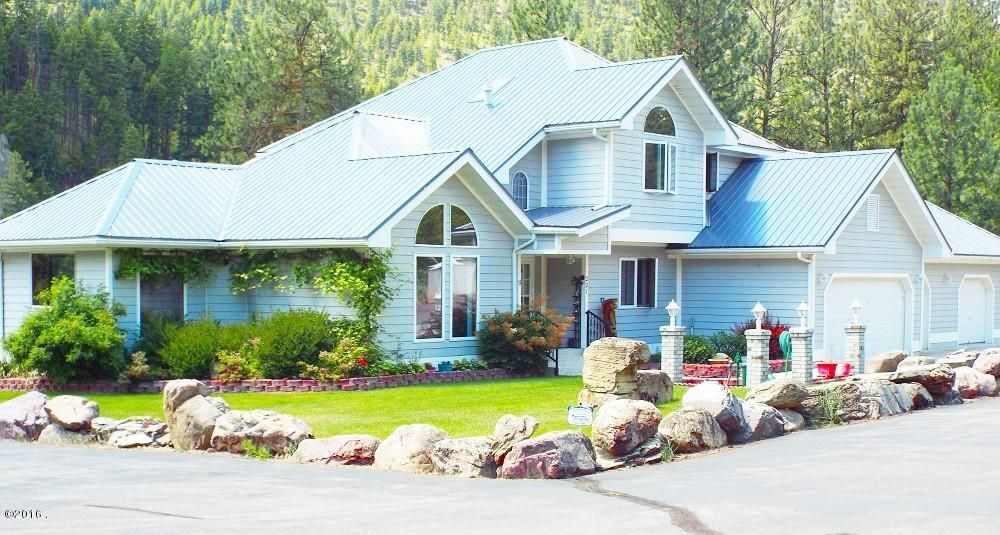 Single Family Home for Sale at 221 Shangrila Lane Superior, Montana 59872 United States