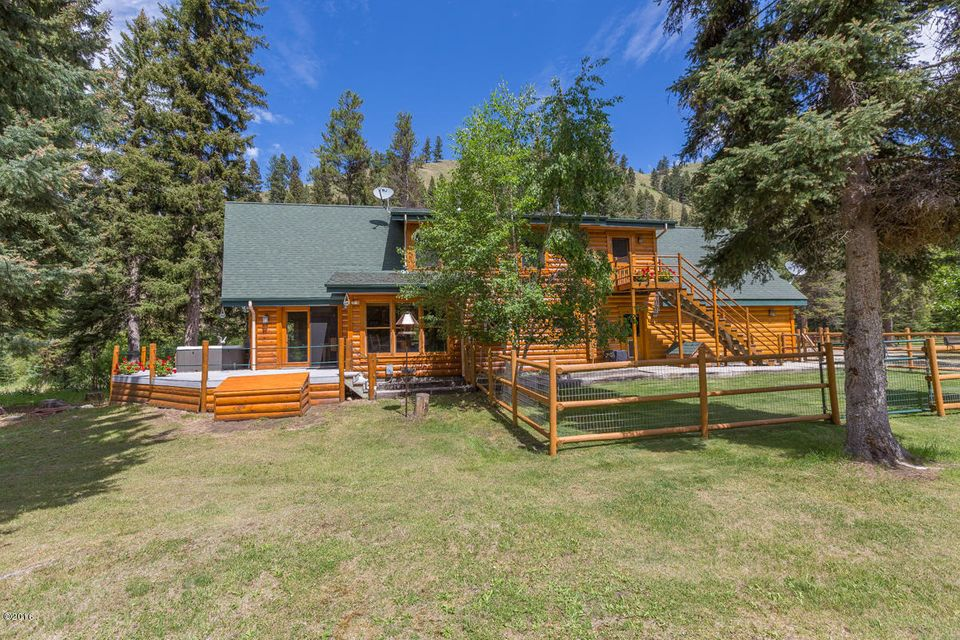 Single Family Home for Sale at 240 No Access Lane Sula, Montana 59871 United States