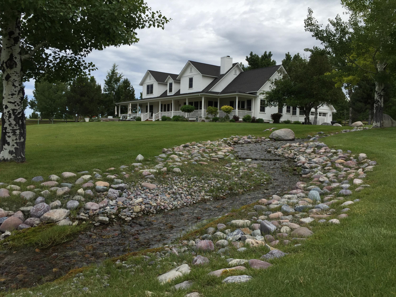 Vivienda unifamiliar por un Venta en 515 East Tammany Trail Hamilton, Montana,59840 Estados Unidos