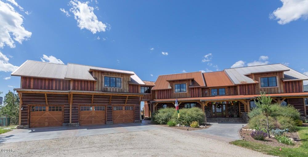 Single Family Home for Sale at 700 Sun Mountain Trail Hamilton, Montana 59840 United States