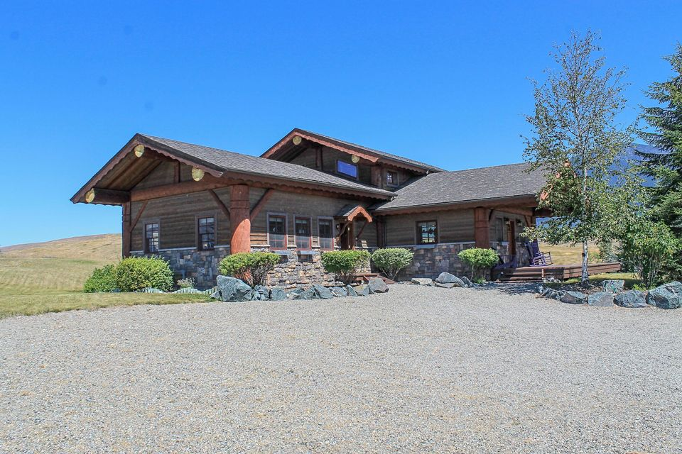 Single Family Home for Sale at 515 Spring Lane Eureka, Montana 59917 United States