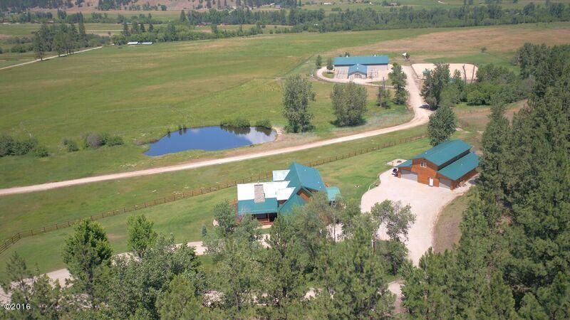 Additional photo for property listing at 2250 Red Crow Road  Victor, Montana 59875 United States