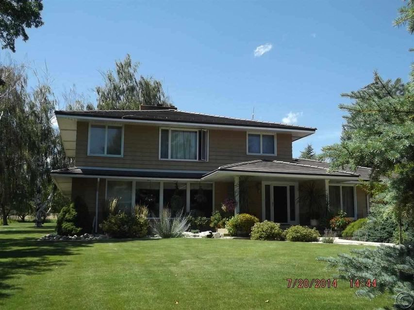 Single Family Home for Sale at 977 Us-93 South Hamilton, Montana 59840 United States