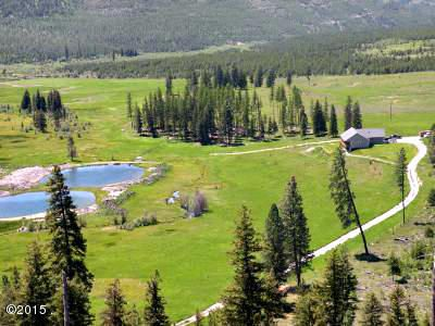 Single Family Home for Sale at 800 Elk Mountain Road Libby, Montana 59923 United States