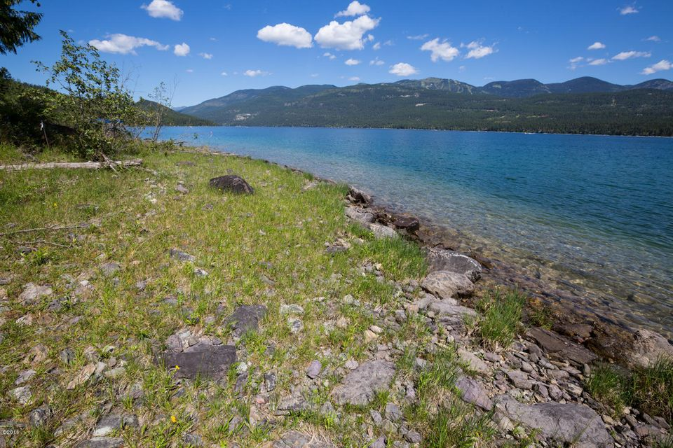 Land for Sale at 559-583 Lm Beach Lane Whitefish, Montana 59937 United States