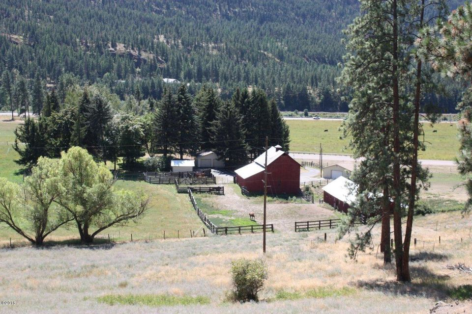 Single Family Home for Sale at 800 Adams Street Alberton, Montana 59820 United States