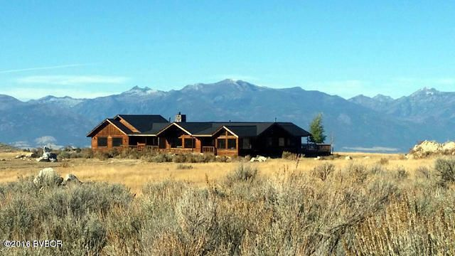 Single Family Home for Sale at 2058 Blue Sage Trail Corvallis, Montana 59828 United States