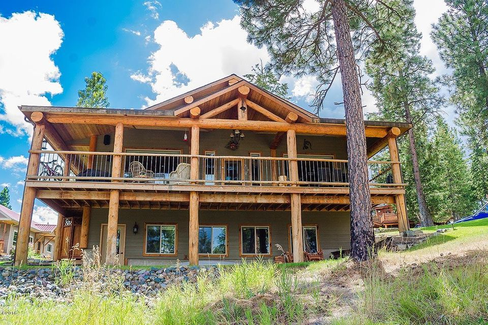 Single Family Home for Sale at 136 Osprey Court Rexford, Montana 59930 United States